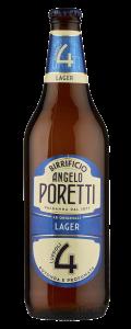 Birra Poretti Lager (conf.x 15) - 1,20€ + IVA