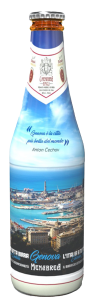 Menabrea bionda 33 cl Città Genova(confezione 24 bott.)  Prezzo 0,85 + iva